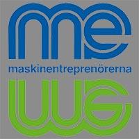 Logo Maskinentreprenörerna